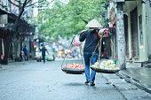 Daily life in Hanoi