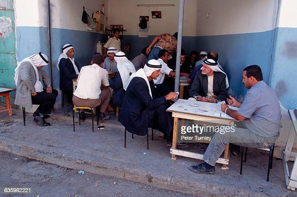 Daily life in Hebron on the day the new selfrule accord is signed in Washington DC