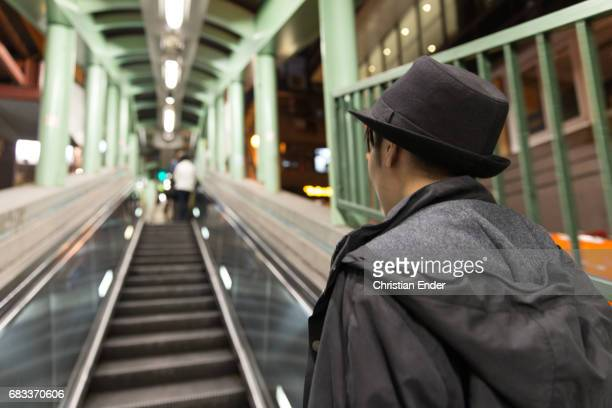 Daily life in Hong Kong in China