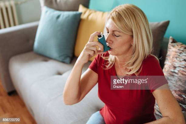 Daily Life of a Person with Asthma