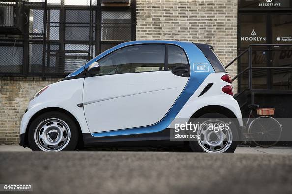 car2go rental locations as automakers push car sharing services photos and images getty images. Black Bedroom Furniture Sets. Home Design Ideas