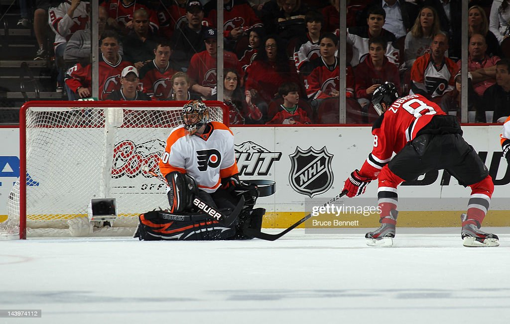 Philadelphia Flyers v New Jersey Devils - Game Four