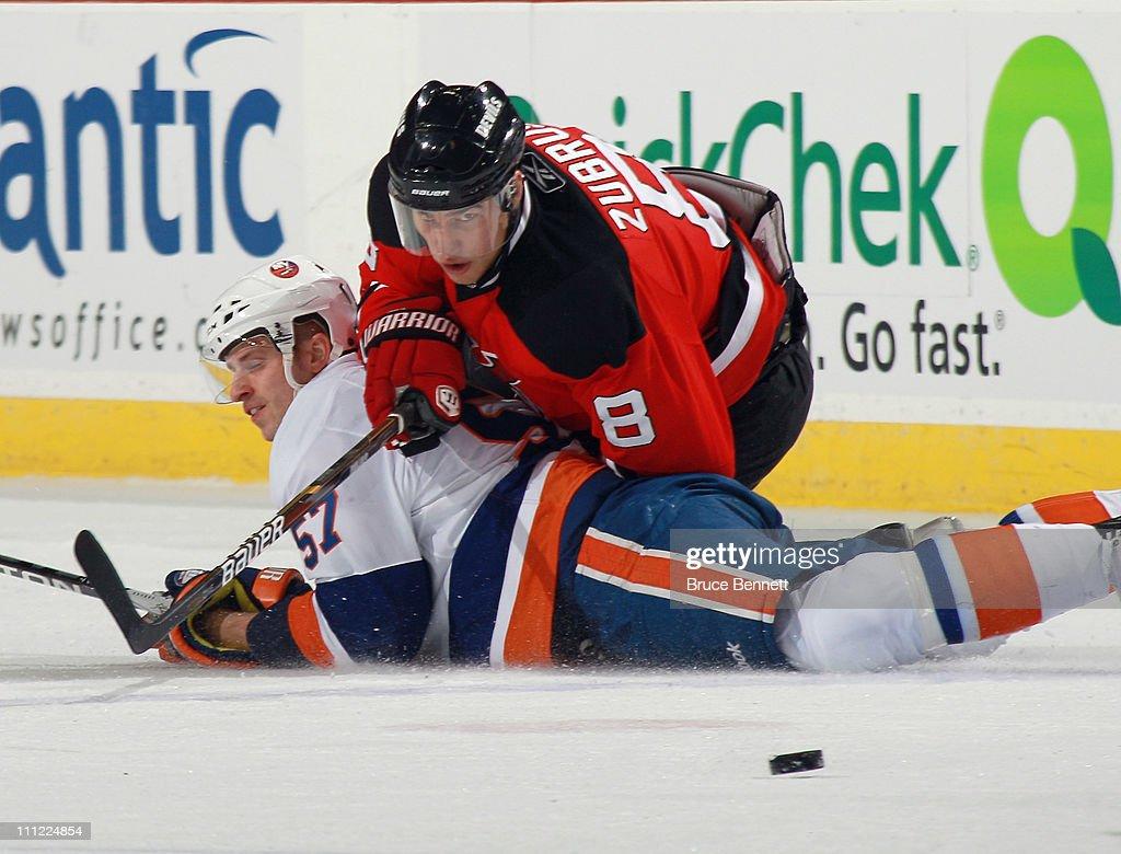 New York Islanders v New Jersey Devils