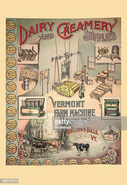 Dairy and Creamery Supplies