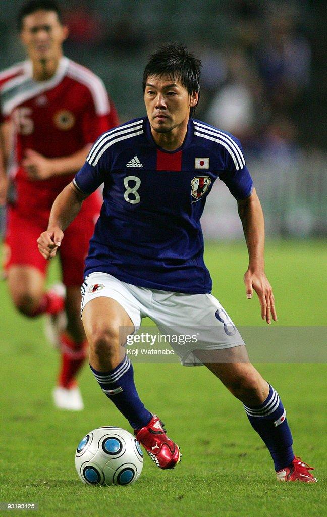 Hong Kong v Japan - Asia Cup 2011 Qualifier