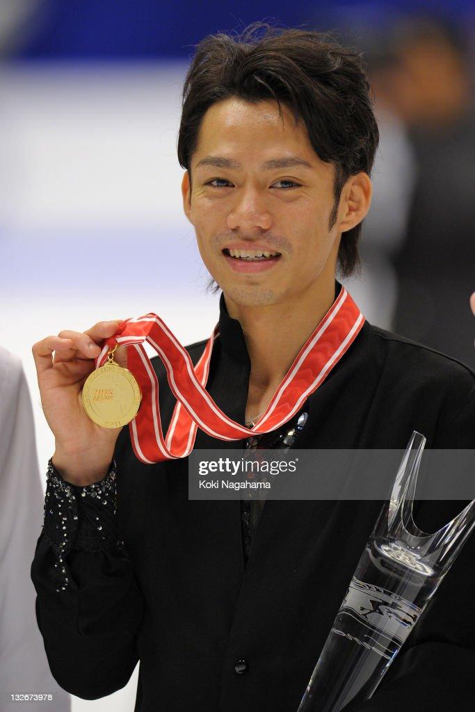 NHK Trophy - Day 3