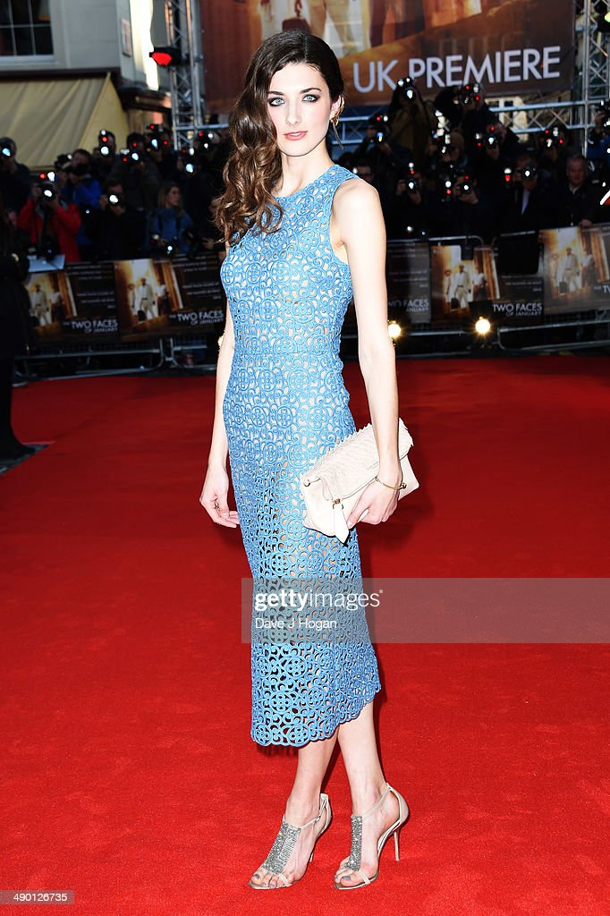 Daisy Bevan attends a photocall for 'The Two Faces Of January' at The Corinthia Hotel on May 13 2014 in London England