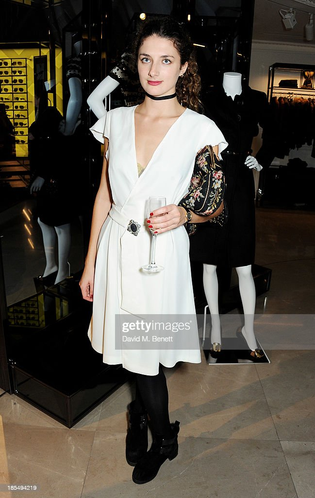Daisy Bevan attends the BAFTA 'Breakthrough Brits' event at Burberry 121 Regent Street, London on October 21, 2013 in London, United Kingdom.