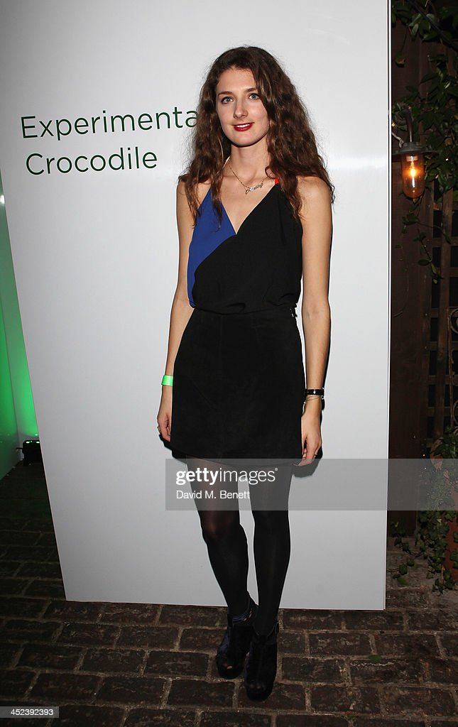 <a gi-track='captionPersonalityLinkClicked' href=/galleries/search?phrase=Daisy+Bevan&family=editorial&specificpeople=799751 ng-click='$event.stopPropagation()'>Daisy Bevan</a> attends the Peter Saville for Lacoste launch at Shoreditch House on November 28, 2013 in London, England.