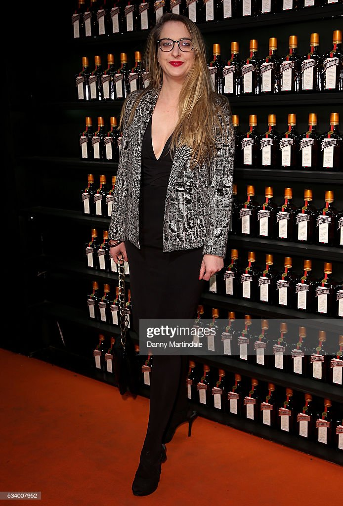 Daisy De Villeneuve attends the Cointreau Creative Awards at Liberty London on May 24, 2016 in London, England.