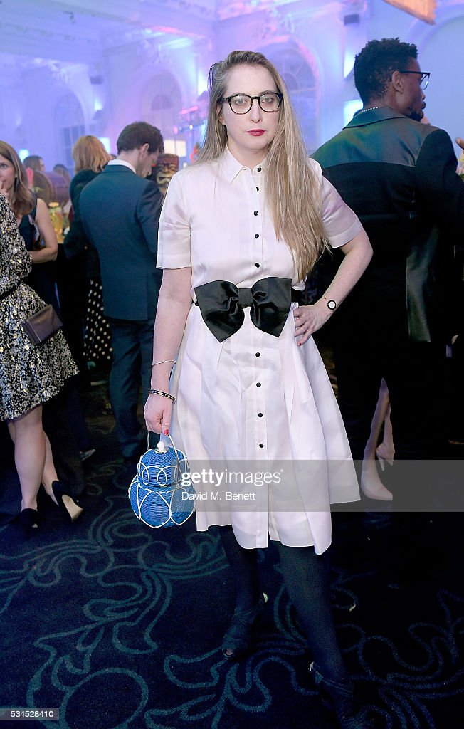 <a gi-track='captionPersonalityLinkClicked' href=/galleries/search?phrase=Daisy+de+Villeneuve&family=editorial&specificpeople=630482 ng-click='$event.stopPropagation()'>Daisy de Villeneuve</a> attends the WGSN Futures Awards 2016 on May 26, 2016 in London, England.