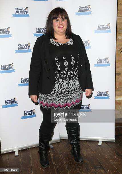 Daisy Earl attends the Chortle Comedy Awards 2017 on March 20 2017 in London United Kingdom
