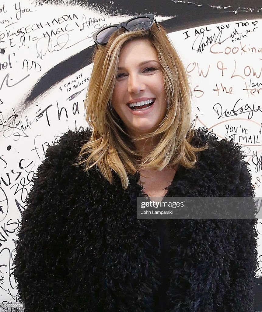 Daisy Fuentes attends AOL Build Speaker Series at AOL Studios In New York on April 28, 2016 in New York City.