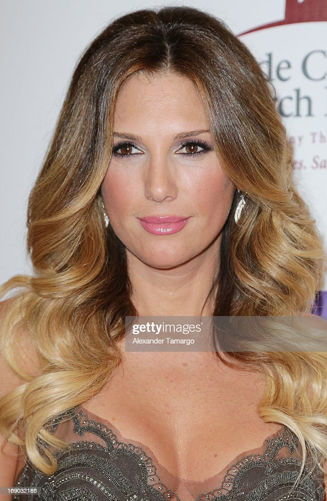Daisy Fuentes attends the 11th annual FedEx/St. Jude Angels & Stars Gala at JW Marriott Marquis on May 18, 2013 in Miami, Florida.