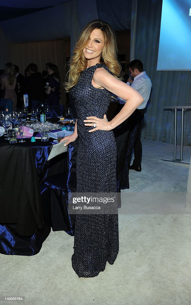 Daisy Fuentes attends the 20th Annual Elton John AIDS Foundation Academy Awards Viewing Party at The City of West Hollywood Park on February 26, 2012 in Beverly Hills, California.