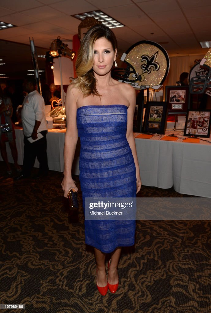 Daisy Fuentes attends the 20th Annual Race To Erase MS Gala 'Love To Erase MS' at the Hyatt Regency Century Plaza on May 3, 2013 in Century City, California.
