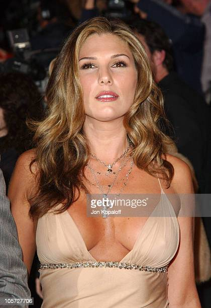 Daisy Fuentes during 2005 Vanity Fair Oscar Party at Mortons in Los Angeles California United States