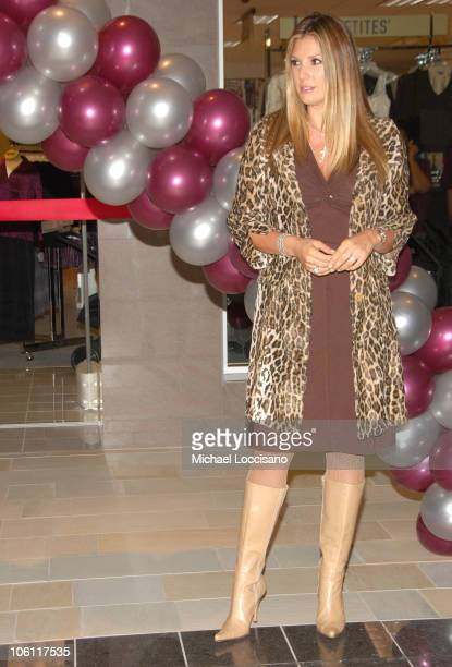 Daisy Fuentes during Daisy Fuentes Opens Kohl's Jersey City with a RibbonCutting Ceremony at Kohl's Newport Centre in Jersey City New Jersey United...