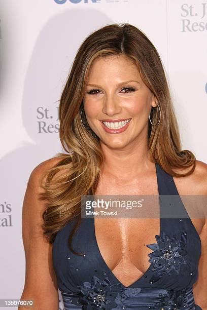 Daisy Fuentes during 'Runway for Life' Celebrity Fashion Show Benefiting St Jude Children's Research Hospital at Beverly Hilton Hotel in Beverly...