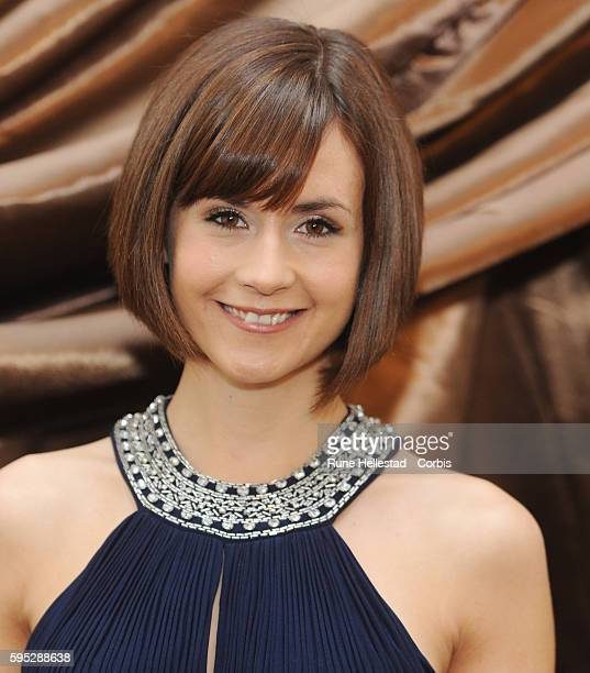Daisy Goodwin attends the 'Galaxy British Book Awards' at Mandarin Oriental