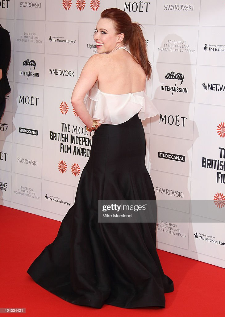 Daisy Lewis attends the Moet British Independent Film Awards at Old Billingsgate Market on December 8, 2013 in London, England.