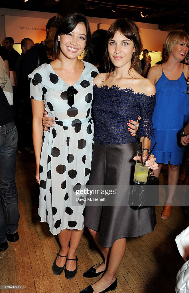 <a gi-track='captionPersonalityLinkClicked' href=/galleries/search?phrase=Daisy+Lowe&family=editorial&specificpeople=787647 ng-click='$event.stopPropagation()'>Daisy Lowe</a> (L) and <a gi-track='captionPersonalityLinkClicked' href=/galleries/search?phrase=Alexa+Chung&family=editorial&specificpeople=3141821 ng-click='$event.stopPropagation()'>Alexa Chung</a> attend the launch of <a gi-track='captionPersonalityLinkClicked' href=/galleries/search?phrase=Alexa+Chung&family=editorial&specificpeople=3141821 ng-click='$event.stopPropagation()'>Alexa Chung</a>'s first book 'It' at Liberty on September 4, 2013 in London, England.