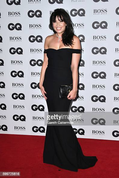 Daisy Lowe arrives for GQ Men Of The Year Awards 2016 at Tate Modern on September 6 2016 in London England