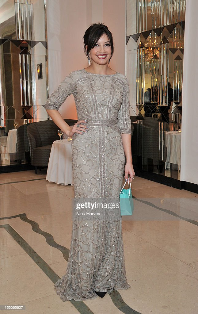 Daisy Lowe attend the Harper's Bazaar Woman of the Year Awards at Claridge's Hotel on October 31, 2012 in London, England.