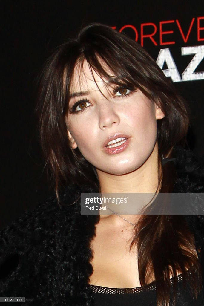 <a gi-track='captionPersonalityLinkClicked' href=/galleries/search?phrase=Daisy+Lowe&family=editorial&specificpeople=787647 ng-click='$event.stopPropagation()'>Daisy Lowe</a> attends as Crazy Horse bring their renowned cabaret show from Paris to London at The Crazy Horse on September 19, 2012 in London, England.