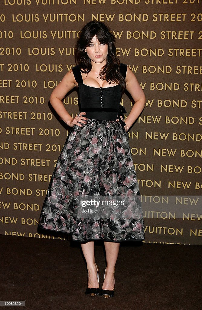 Daisy Lowe attends the after party for the launch of the Louis Vuitton Bond Street Maison on May 25, 2010 in London, England.