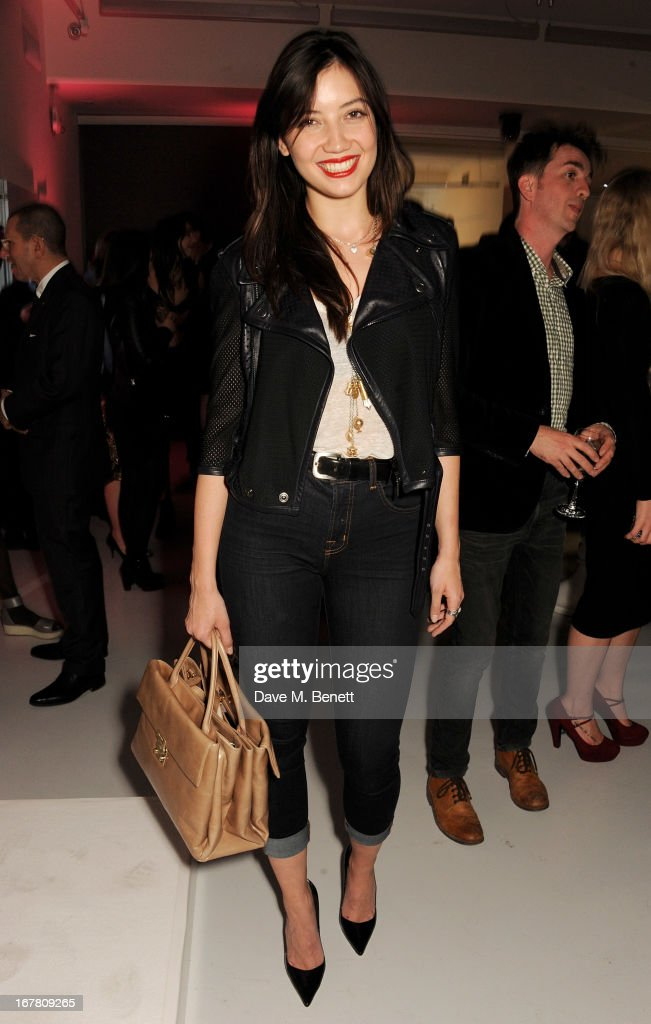 <a gi-track='captionPersonalityLinkClicked' href=/galleries/search?phrase=Daisy+Lowe&family=editorial&specificpeople=787647 ng-click='$event.stopPropagation()'>Daisy Lowe</a> attends the Conde Nast College of Fashion & Design opening party at 16/17 Greek Street on April 30, 2013 in London, England.