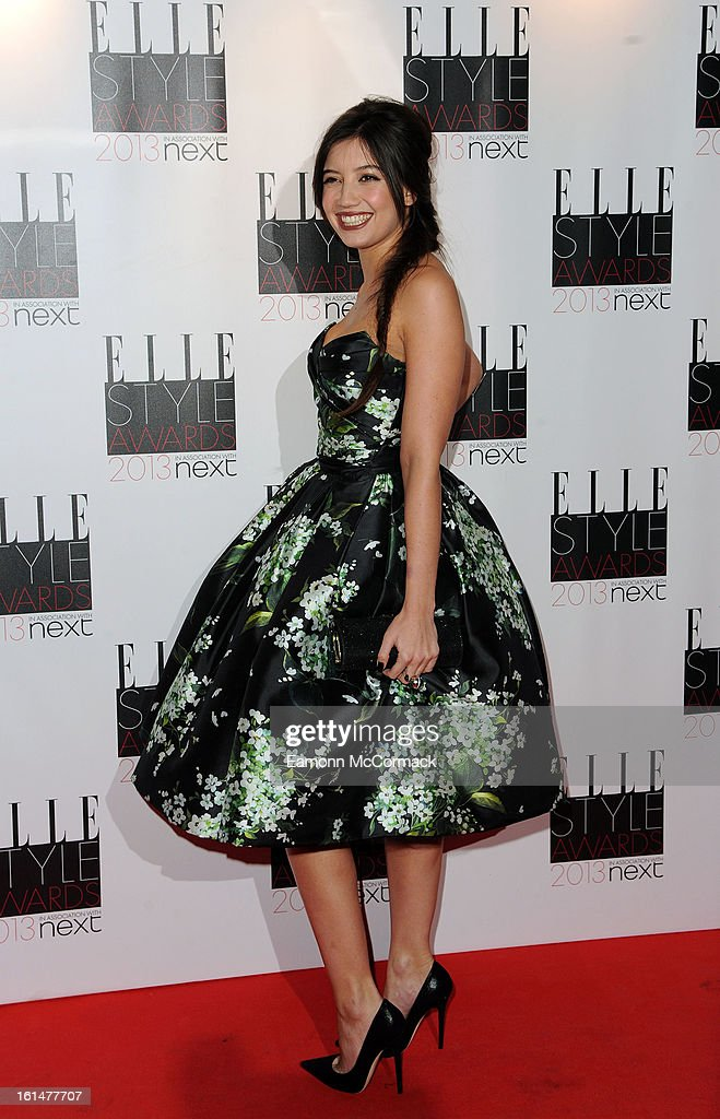 Daisy Lowe attends the Elle Style Awards 2013 on February 11, 2013 in London, England.