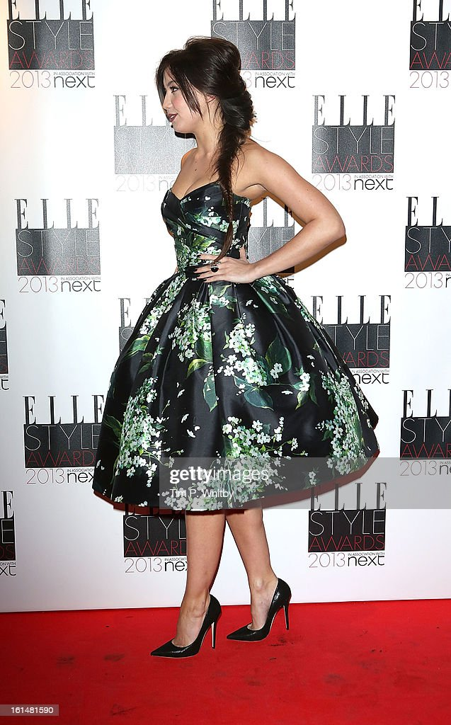 Daisy Lowe attends the Elle Style Awards at Savoy Hotel on February 11, 2013 in London, England.