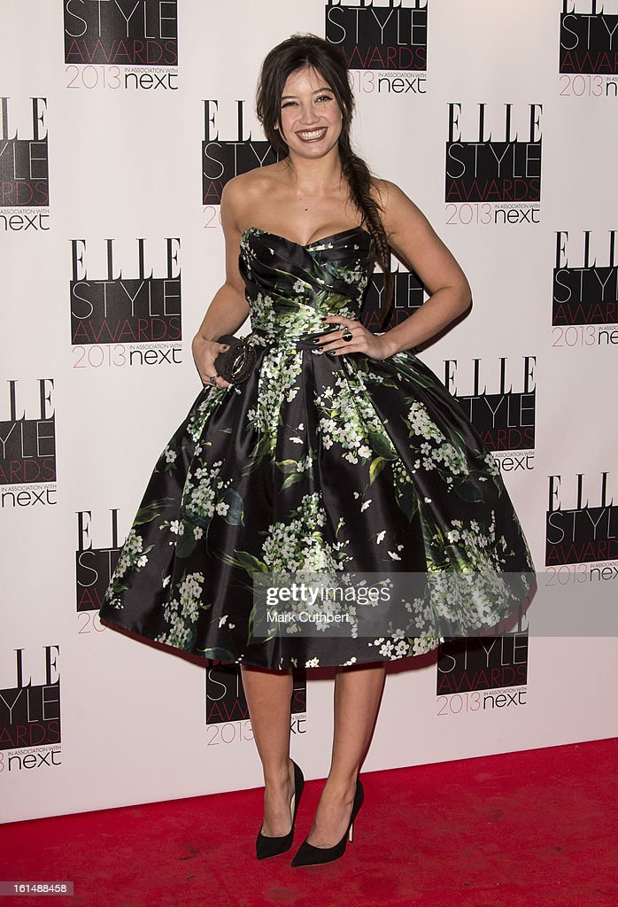 <a gi-track='captionPersonalityLinkClicked' href=/galleries/search?phrase=Daisy+Lowe&family=editorial&specificpeople=787647 ng-click='$event.stopPropagation()'>Daisy Lowe</a> attends the Elle Style Awards on February 11, 2013 in London, England.