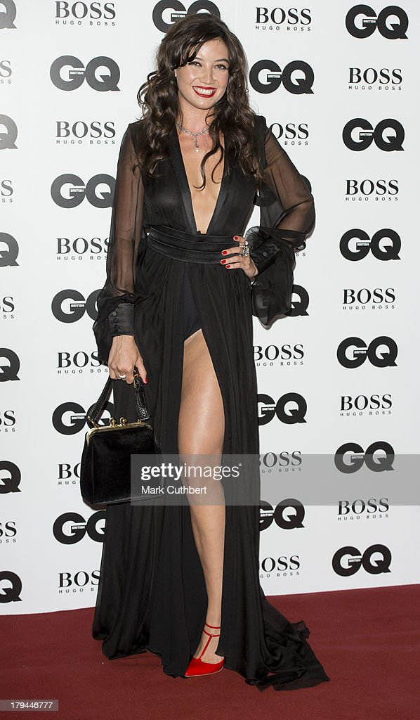 Daisy Lowe attends the GQ Men of the Year awards at The Royal Opera House on September 3, 2013 in London, England.