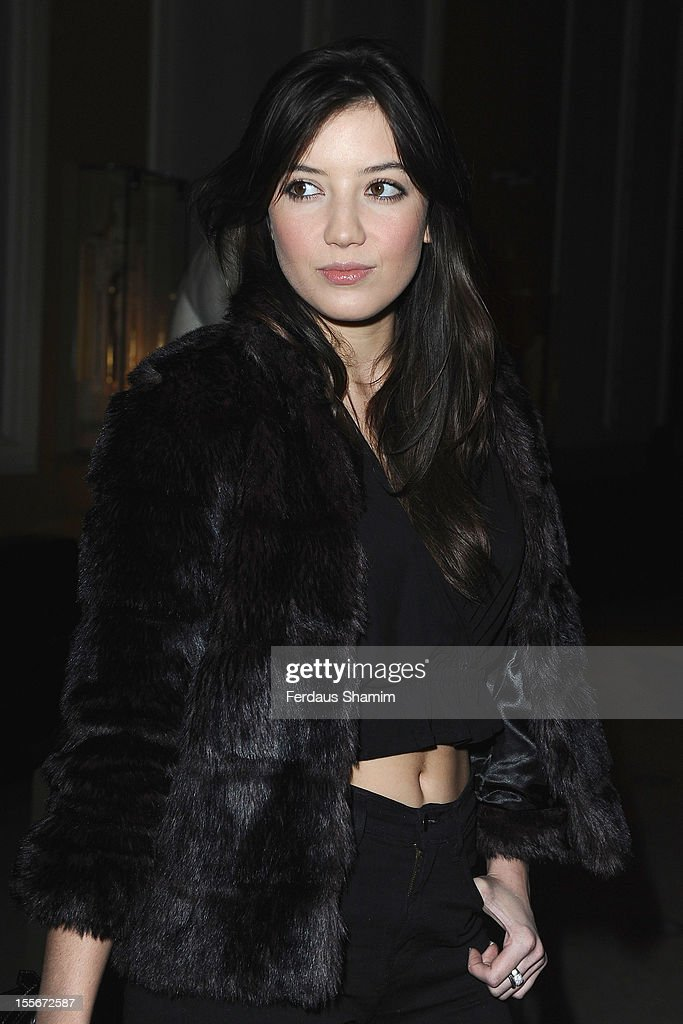 Daisy Lowe attends the Hollywood Costume: American Airlines Gala at Victoria & Albert Museum on November 6, 2012 in London, England.