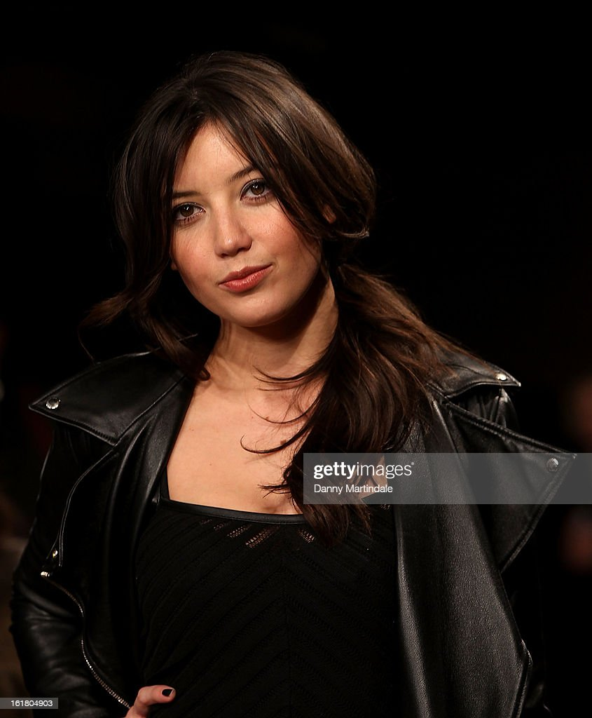 <a gi-track='captionPersonalityLinkClicked' href=/galleries/search?phrase=Daisy+Lowe&family=editorial&specificpeople=787647 ng-click='$event.stopPropagation()'>Daisy Lowe</a> attends the House of Holland show during London Fashion Week Fall/Winter 2013/14 at Brewer Street Car Park on February 16, 2013 in London, England.