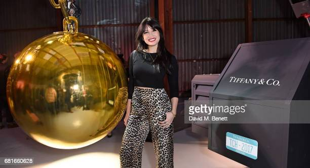 Daisy Lowe attends the launch of Tiffany Co City Hardwear Collection on May 10 2017 in London England