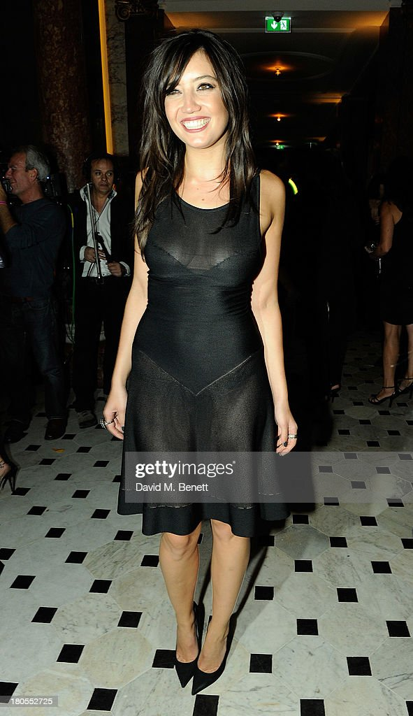 Daisy Lowe attends The London Edition opening celebrating the September issue of W Magazine at The London Edition Hotel on September 14, 2013 in London, England.