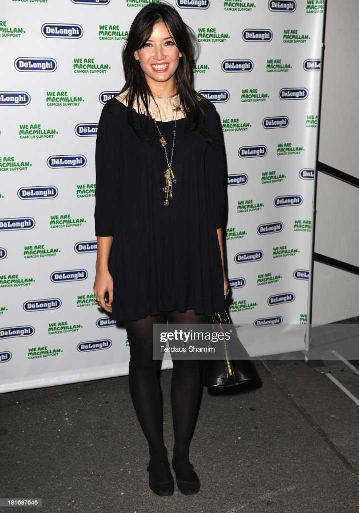 <a gi-track='captionPersonalityLinkClicked' href=/galleries/search?phrase=Daisy+Lowe&family=editorial&specificpeople=787647 ng-click='$event.stopPropagation()'>Daisy Lowe</a> attends the Macmillan De'Longhi Art auction 2013 at Royal Academy of Arts on September 23, 2013 in London, England.