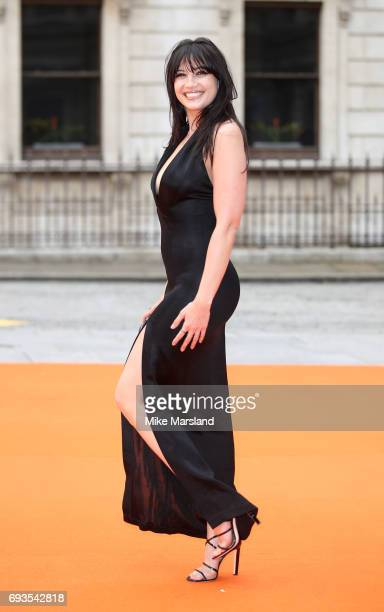 Daisy Lowe attends the preview party for the Royal Academy Summer Exhibition at Royal Academy of Arts on June 7 2017 in London England