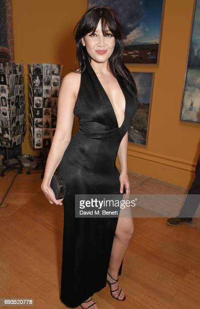 Daisy Lowe attends the Royal Academy Of Arts Summer Exhibition preview party at Royal Academy of Arts on June 7 2017 in London England