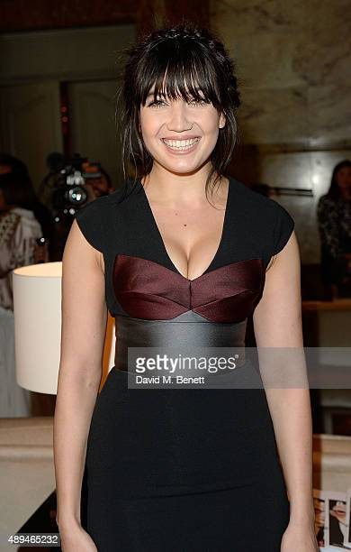 Daisy Lowe attends the The Business Of Fashion #BoF500 Gala Dinner Party at The London EDITION Hotel on September 21 2015 in London England