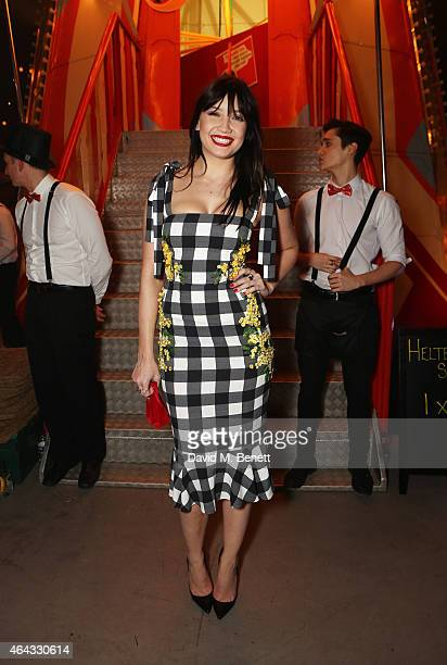 Daisy Lowe attends the The World's First Fabulous Fund Fair hosted by Natalia Vodianova and Karlie Kloss in support of The Naked Heart Foundation at...