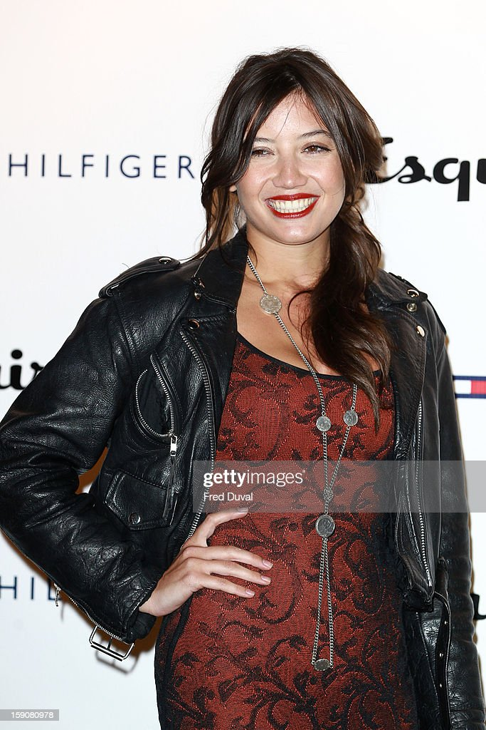 <a gi-track='captionPersonalityLinkClicked' href=/galleries/search?phrase=Daisy+Lowe&family=editorial&specificpeople=787647 ng-click='$event.stopPropagation()'>Daisy Lowe</a> attends the Tommy Hilfiger & Esquire event at the London Collections: MEN AW13 at on January 7, 2013 in London, England.
