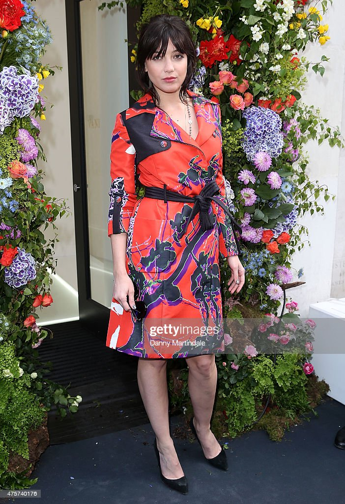 Daisy Lowe attends the Vanessa Gouden flagship store opening on June 3 2015 in London England