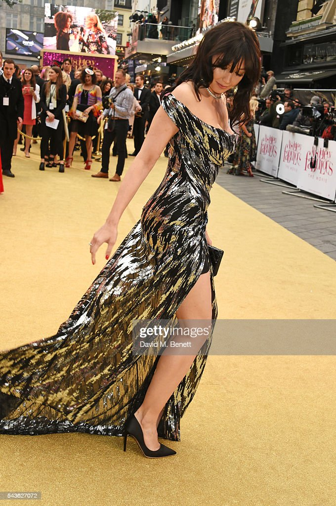 <a gi-track='captionPersonalityLinkClicked' href=/galleries/search?phrase=Daisy+Lowe&family=editorial&specificpeople=787647 ng-click='$event.stopPropagation()'>Daisy Lowe</a> attends the World Premiere of 'Absolutely Fabulous: The Movie' at Odeon Leicester Square on June 29, 2016 in London, England.