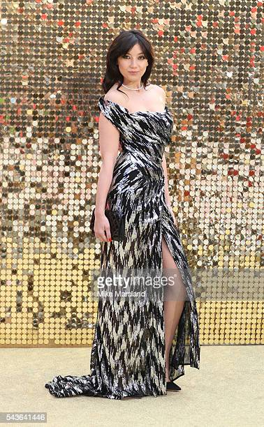 Daisy Lowe attends the World Premiere of 'Absolutely Fabulous The Movie' at Odeon Leicester Square on June 29 2016 in London England