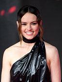 'Star Wars: The Last Jedi' European Premiere - Red...