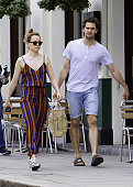 Daisy Ridley And Tom Bateman Sighting -  April 18, 2018